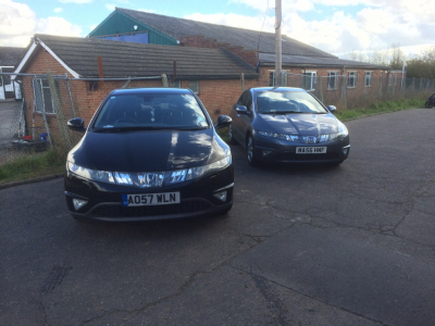 Tyres for all makes.