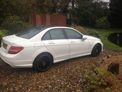 Tyres for Mercedes Benz