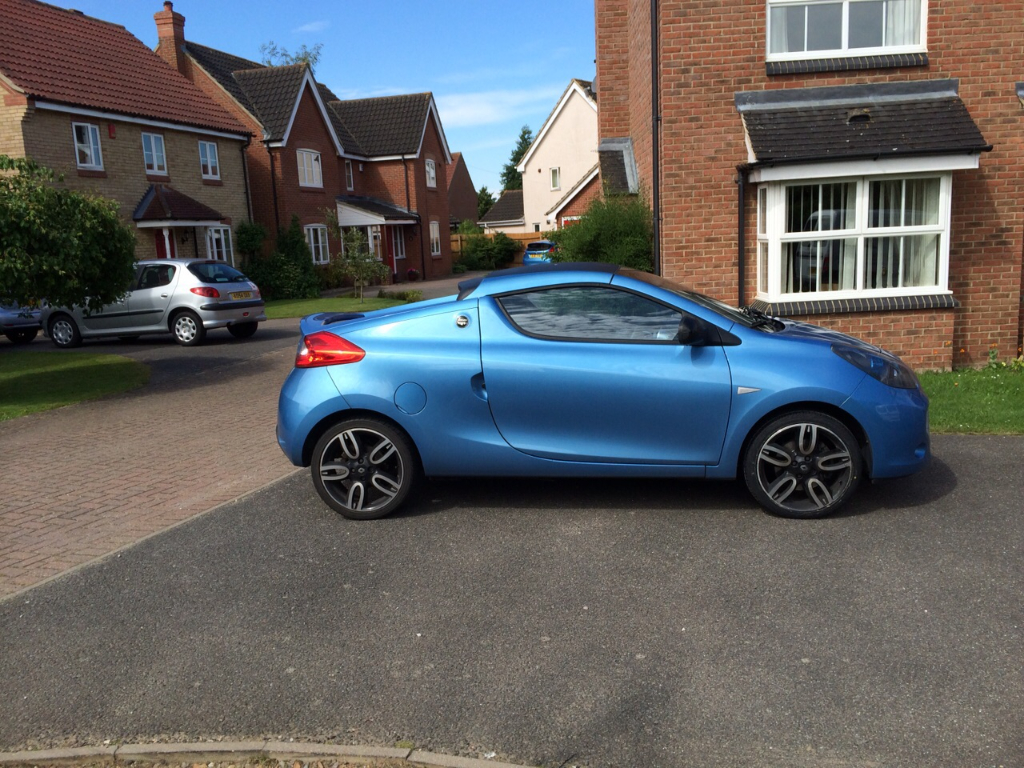 Tyres for Renaults