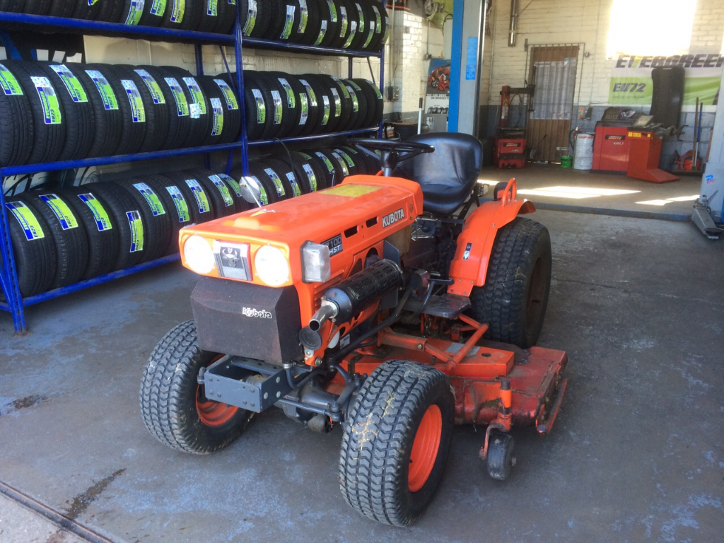 We can source some very obscure tyres.